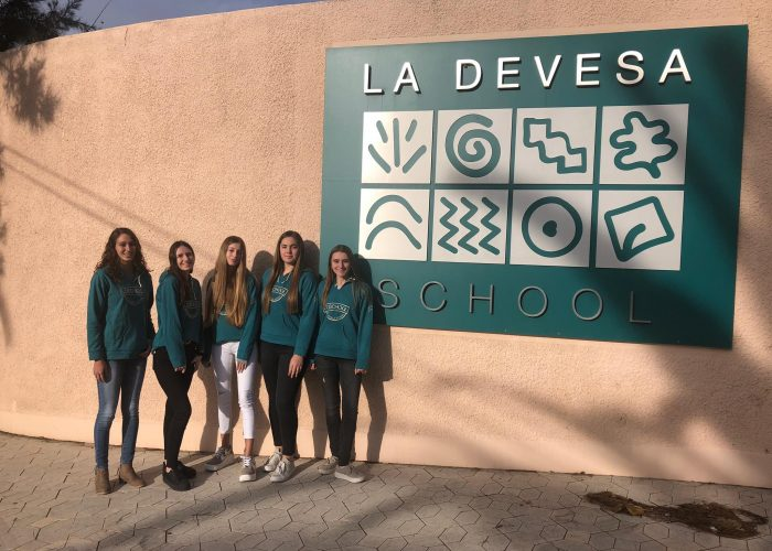 juvenes translatores en la Devesa School